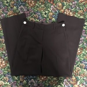 Tory Burch Brown Trousers Size 4